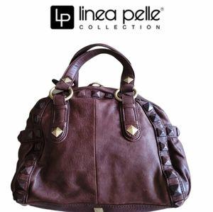Linea Pelle perfect leather shoulder/hobo